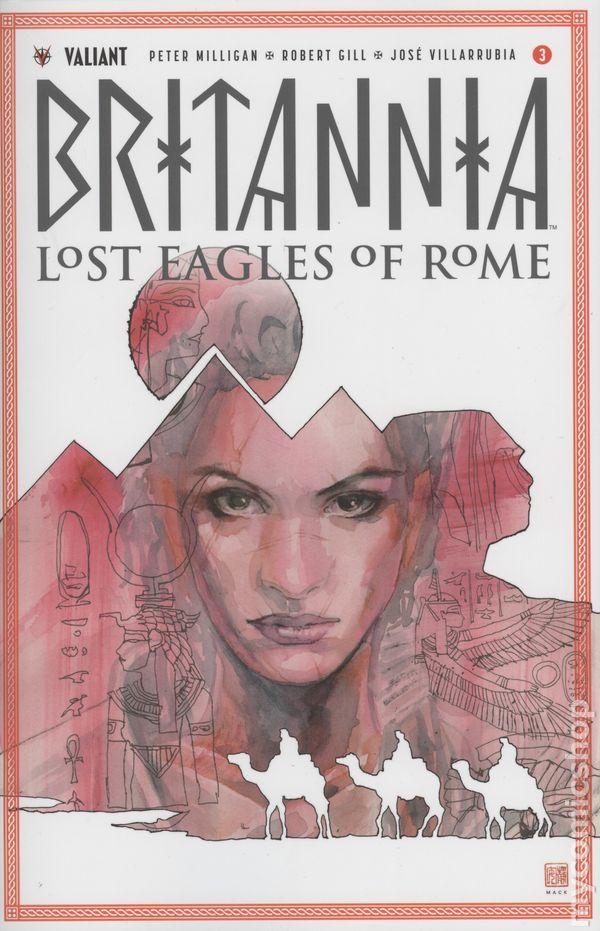 Britannia: Lost Eagles of Rome #3