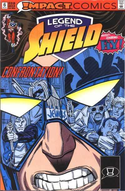 Legend of the Shield #6