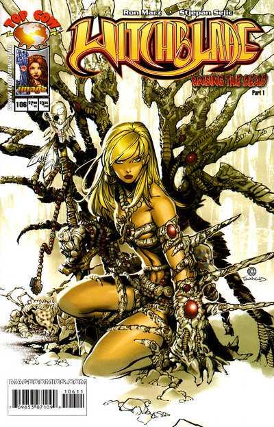 Witchblade #106
