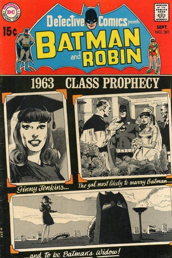 Detective Comics #391