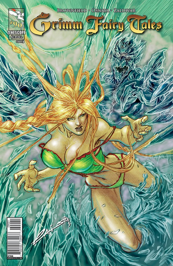 Grimm Fairy Tales #90
