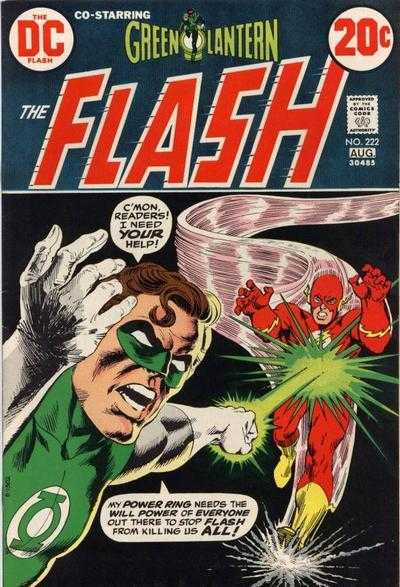 The Flash #222