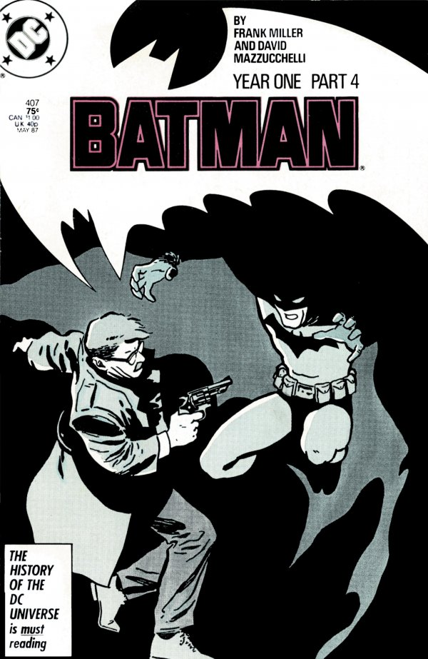 Batman #407