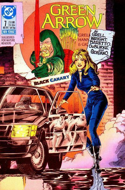Green Arrow #7
