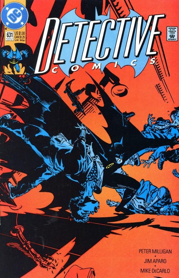 Detective Comics #631
