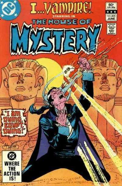 House of Mystery #305