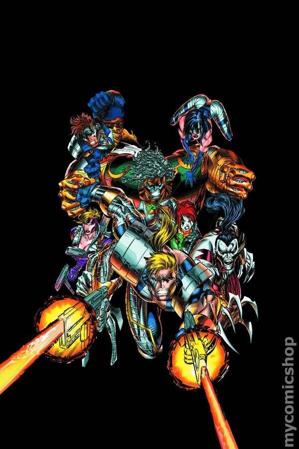 Cyberforce: Origins Vol. 1 TP