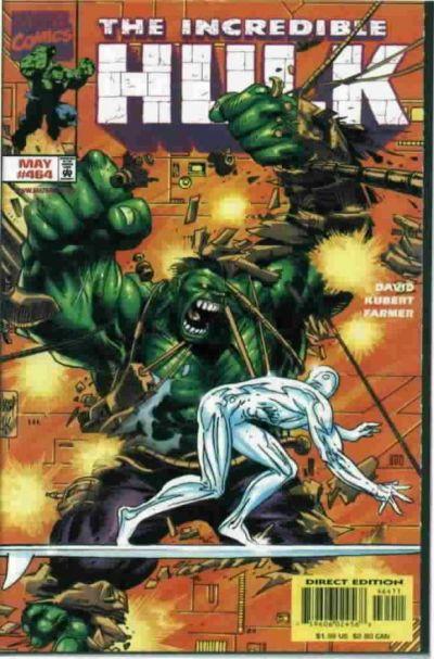 The Incredible Hulk #464