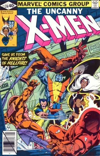 The X-Men #129