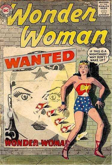 Wonder Woman #108