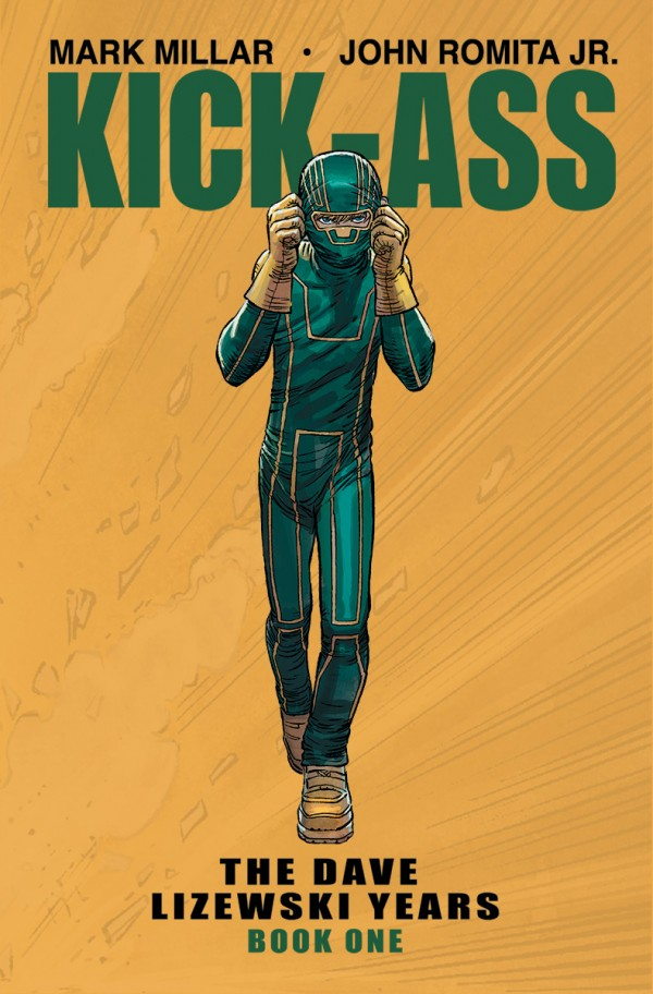 Kick-Ass: Dave Lizewski Years Book One TP