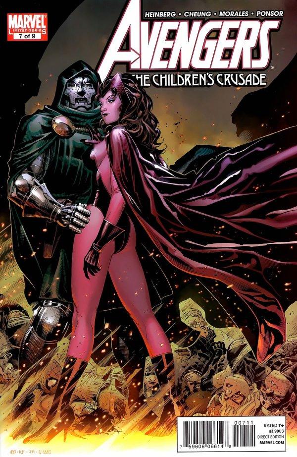 Avengers: The Children's Crusade #7
