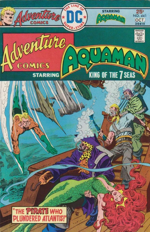 Adventure Comics #441