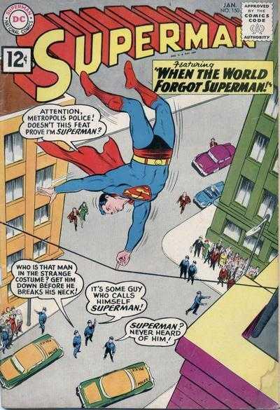 Superman #150