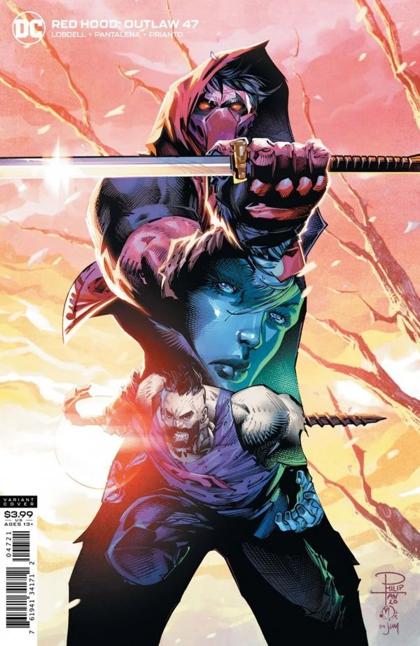 Red Hood: Outlaw #47