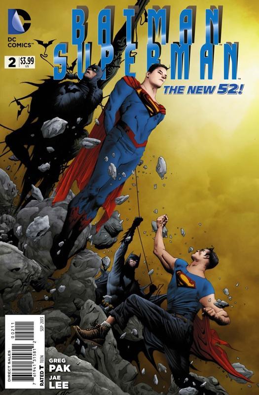 Batman / Superman #2