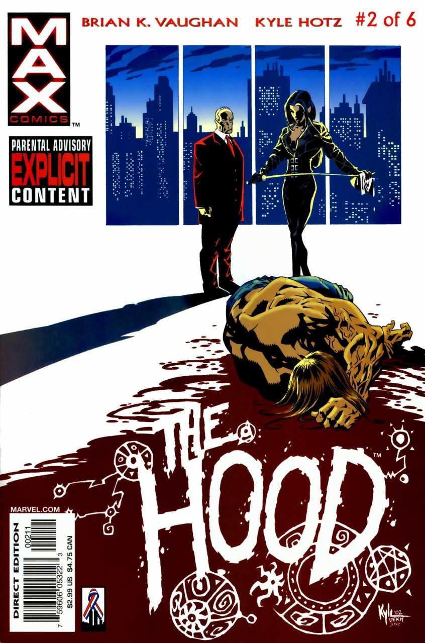 The Hood #2