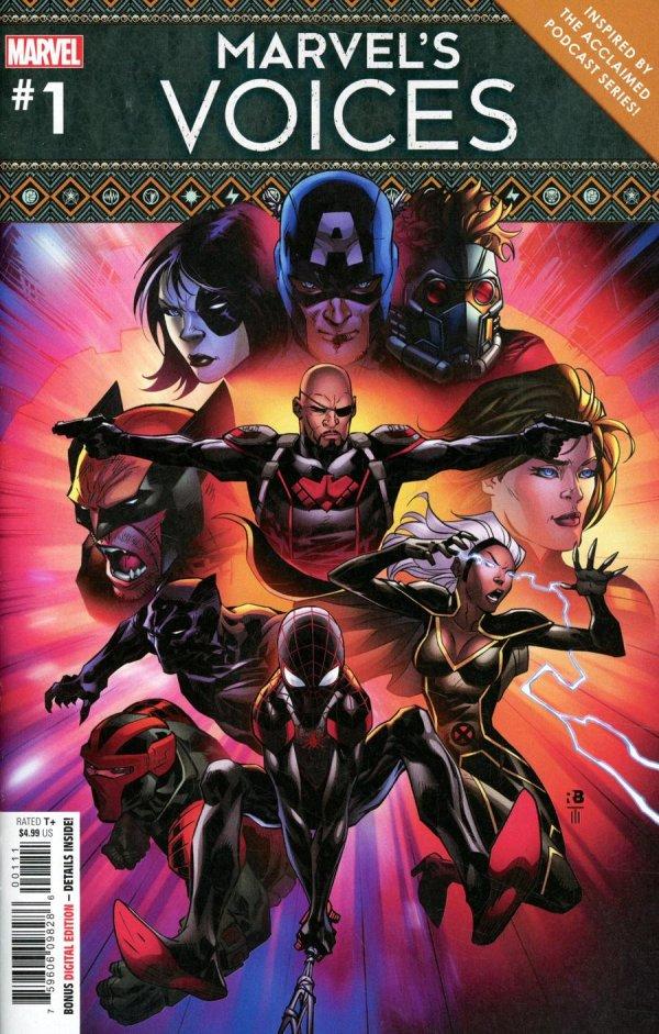 Marvel's Voices #1