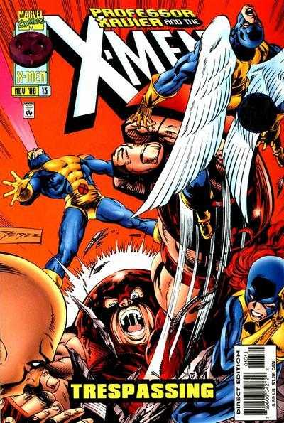 Professor Xavier and the X-Men #13