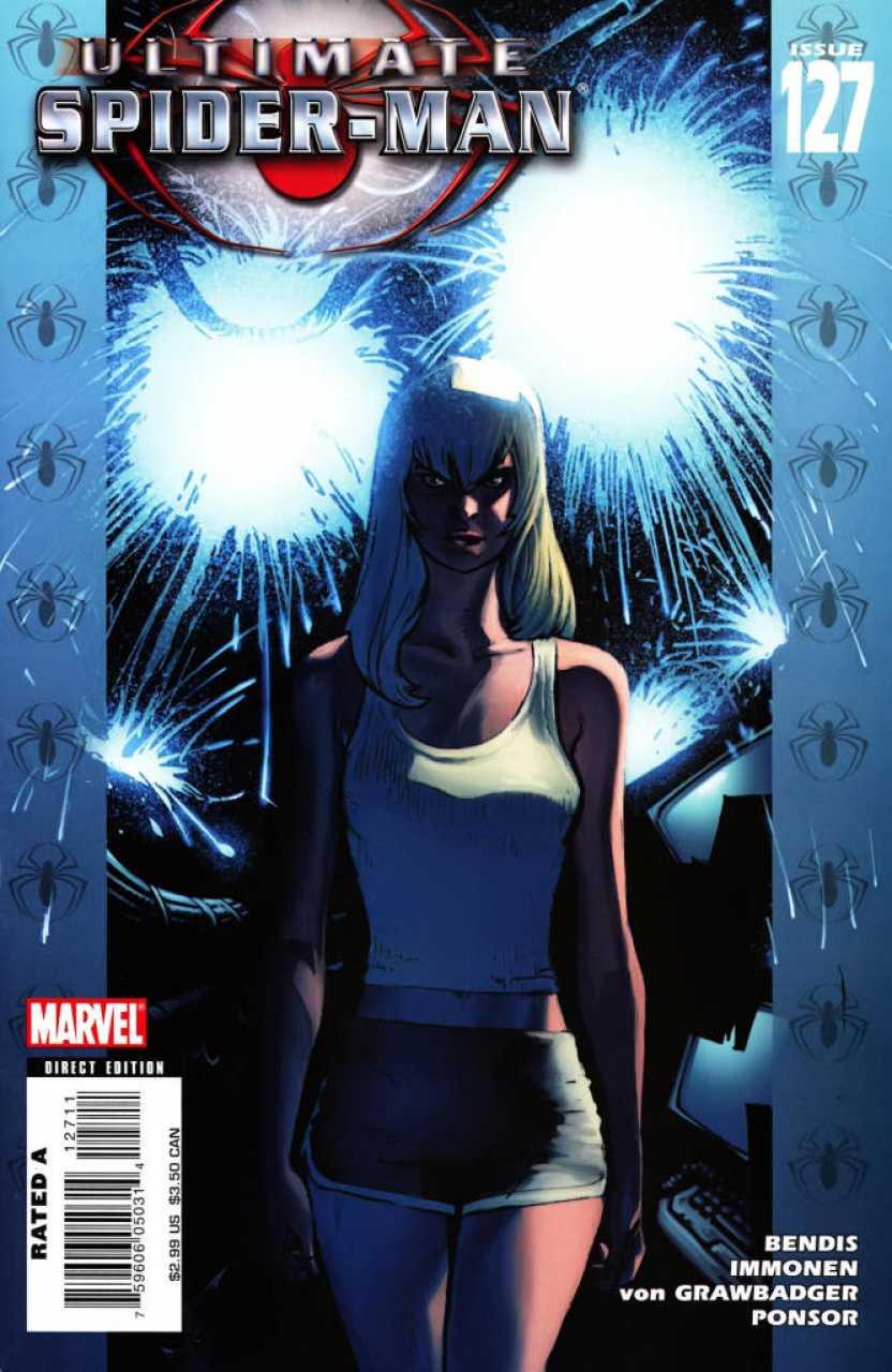 Ultimate Spider-Man #127
