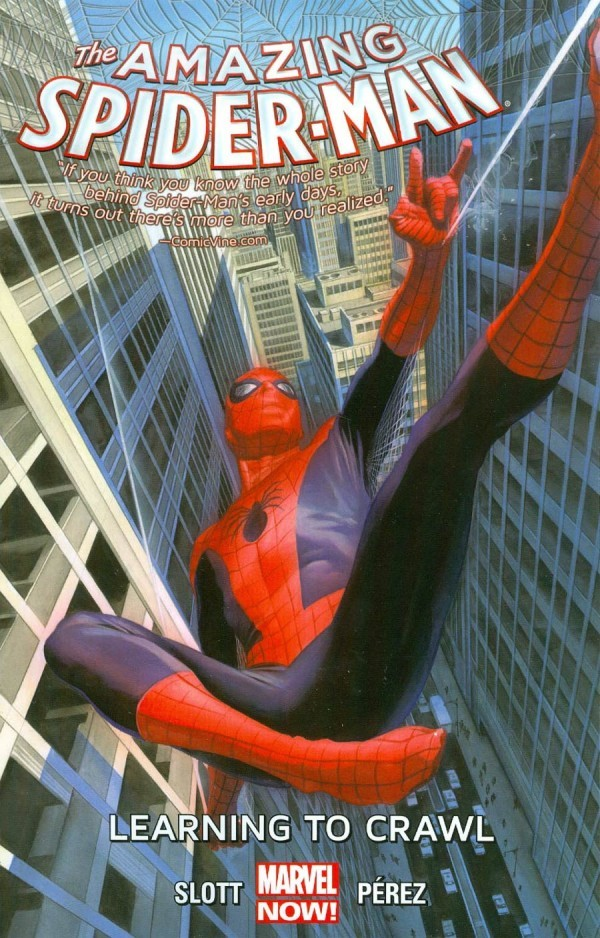 The Amazing Spider-Man: Learning To Crawl TP
