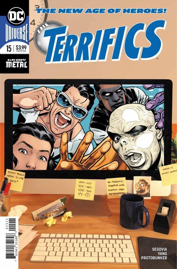 The Terrifics #15