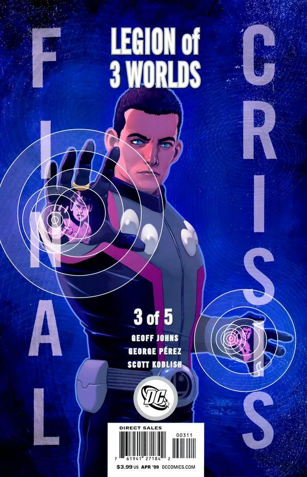 Final Crisis: Legion of 3 Worlds #3
