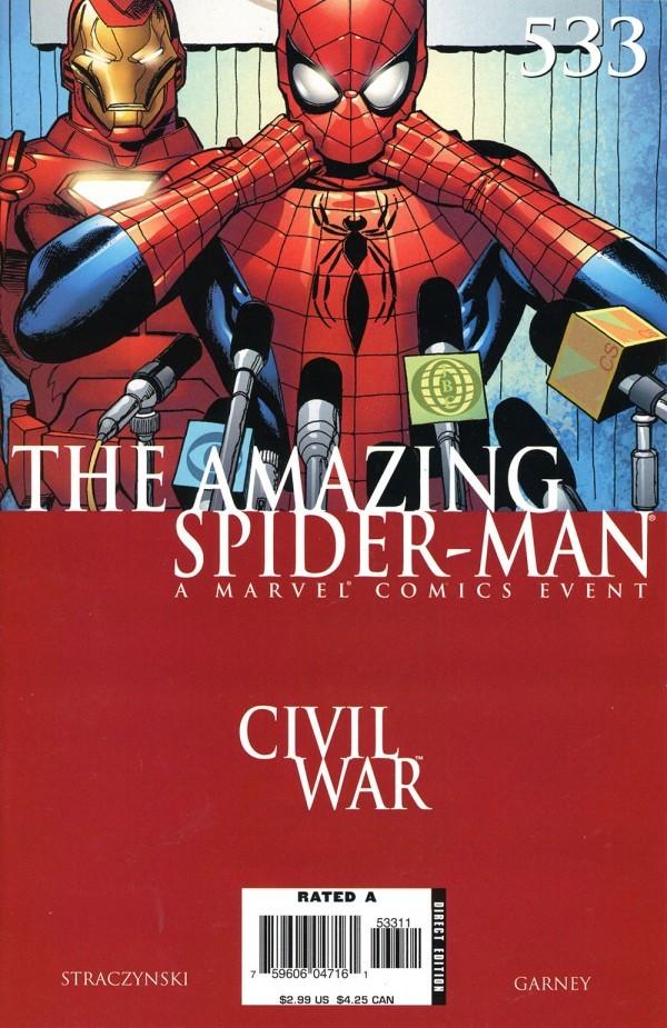 The Amazing Spider-Man #533