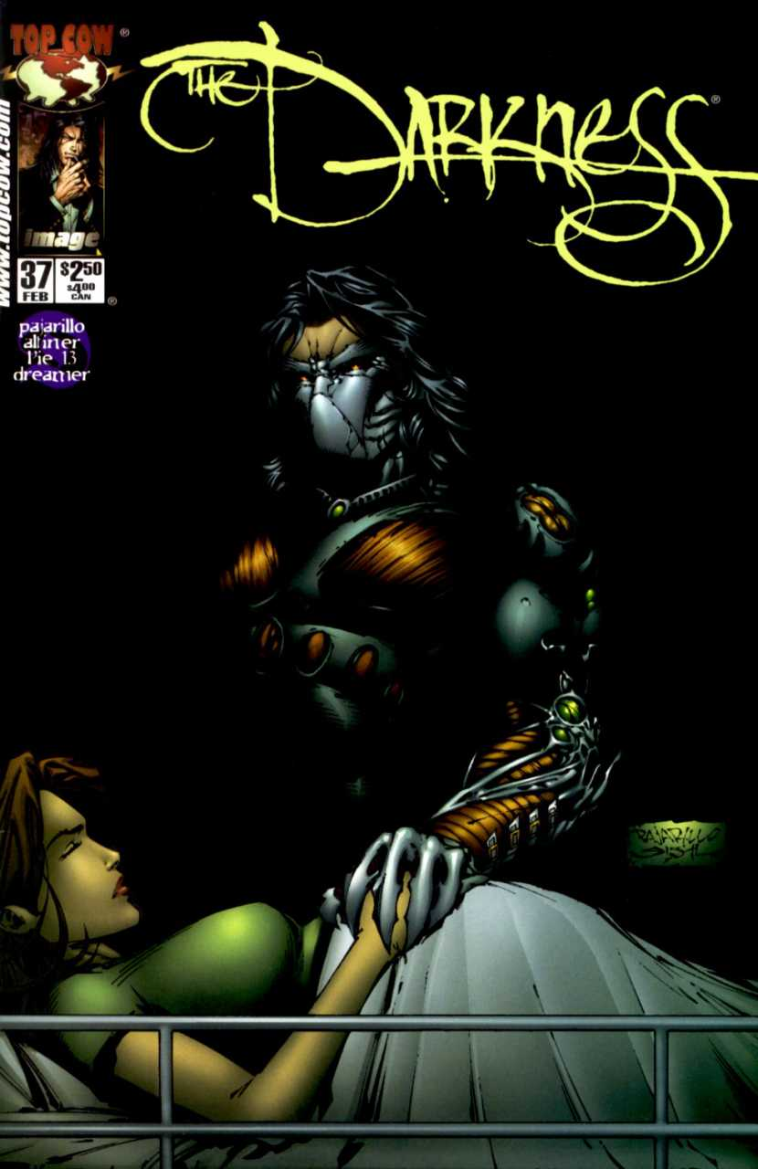 The Darkness #37