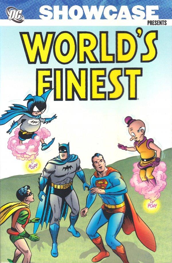 Showcase Presents: World's Finest Vol. 2 TP