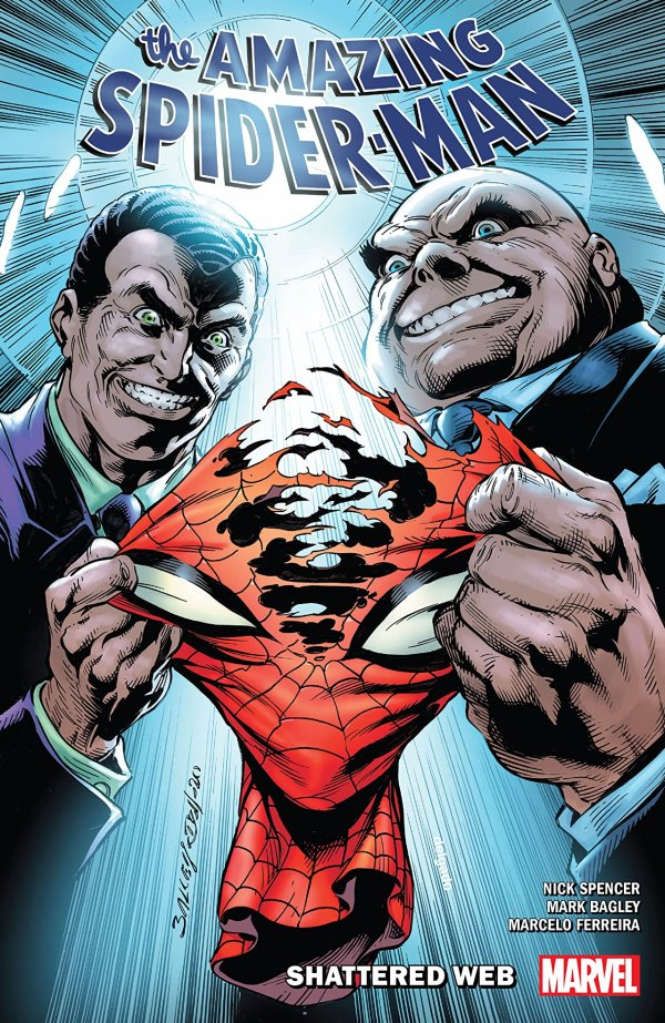 The Amazing Spider-Man Vol. 12: Shattered Web TP