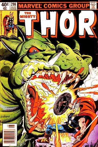 The Mighty Thor #298