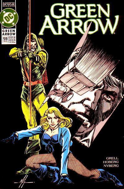 Green Arrow #59