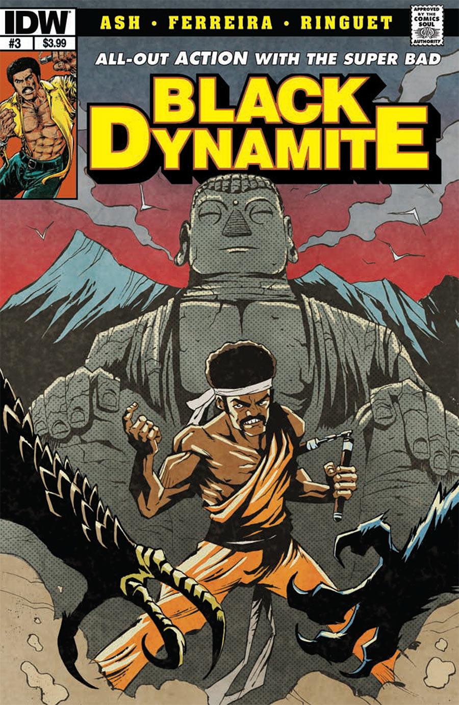 Black Dynamite #3