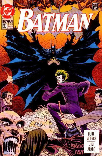 Batman #491