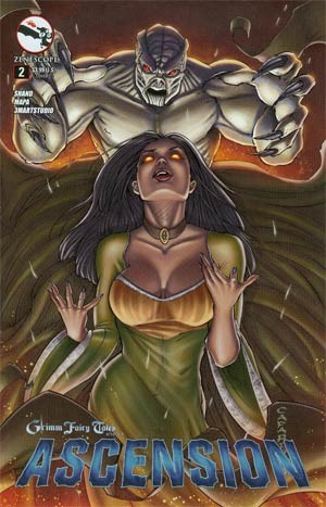 Grimm Fairy Tales Presents Ascension #2