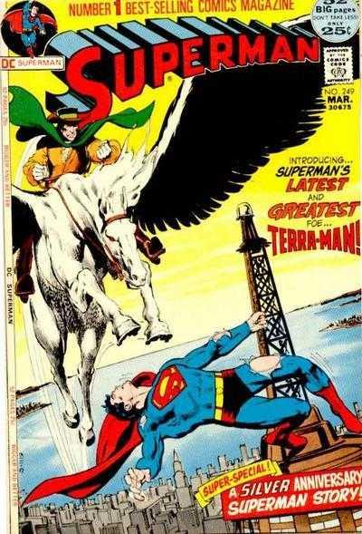 Superman #249