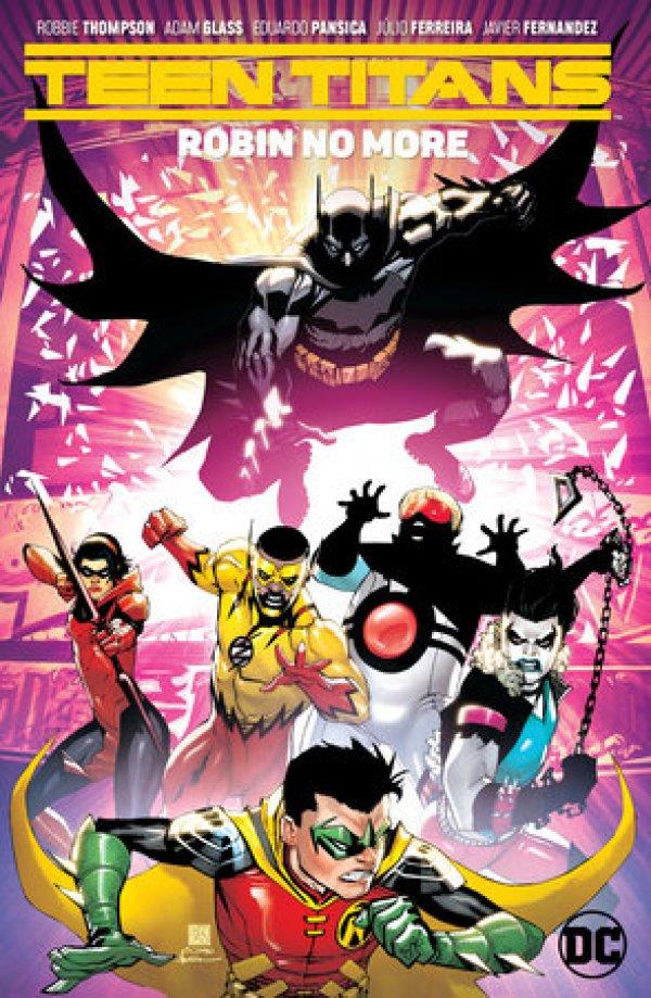 Teen Titans Vol. 4: Robin No More TP