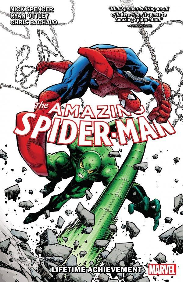 The Amazing Spider-Man Vol. 3: Lifetime Achievement TP