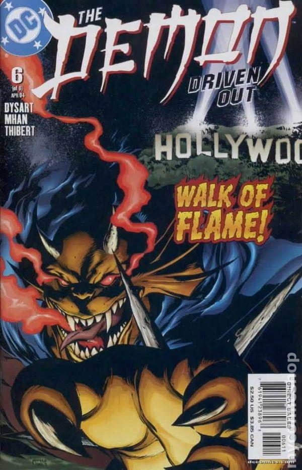 DC Comics Presents: The Demon Driven Out #6