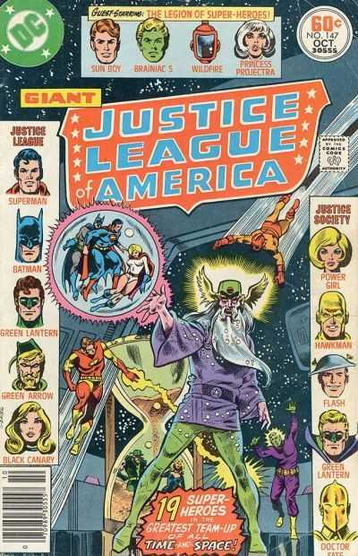 Justice League of America #147