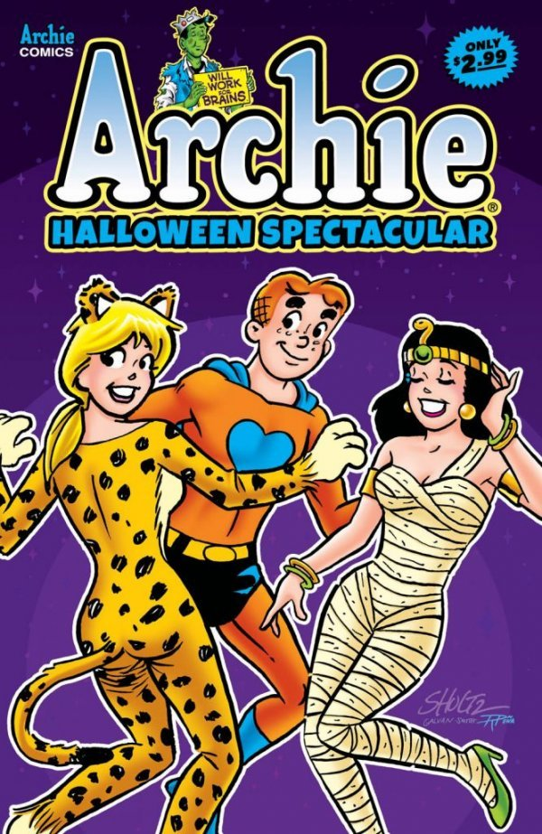 Archie Halloween Spectacular 2020 Archie Halloween Spectacular 2020 Preview