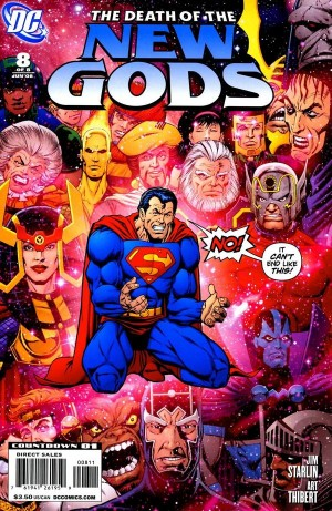The Death of the New Gods #8