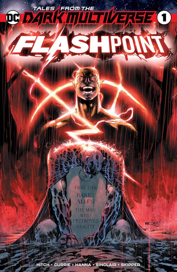 Tales From The Dark Multiverse: Flashpoint #1