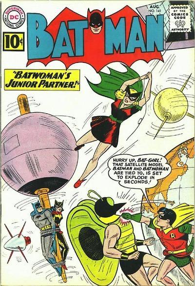 Batman #141