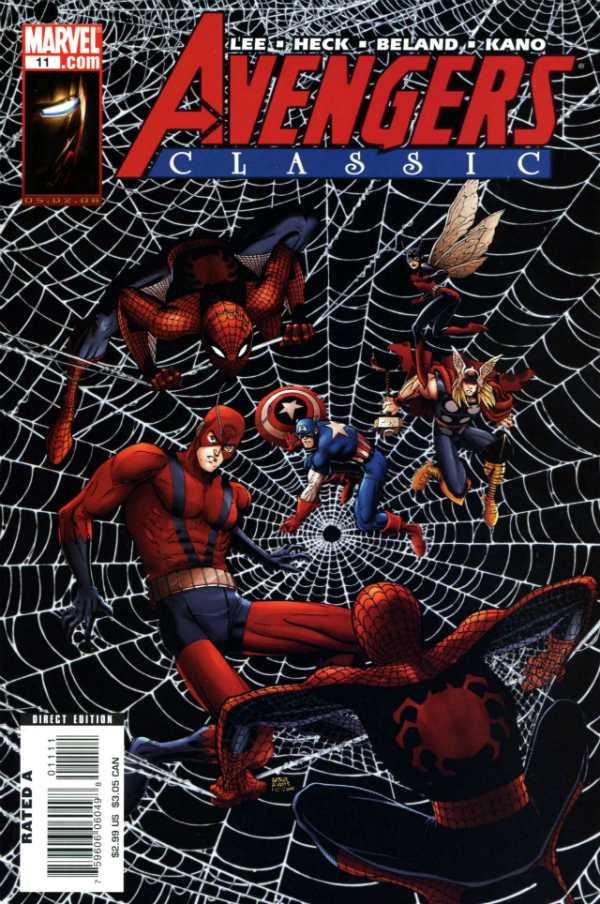Avengers Classic #11