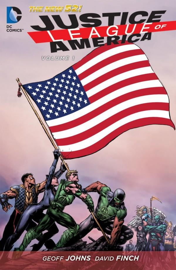 Justice League of America Vol. 1: World's Most Dangerous HC