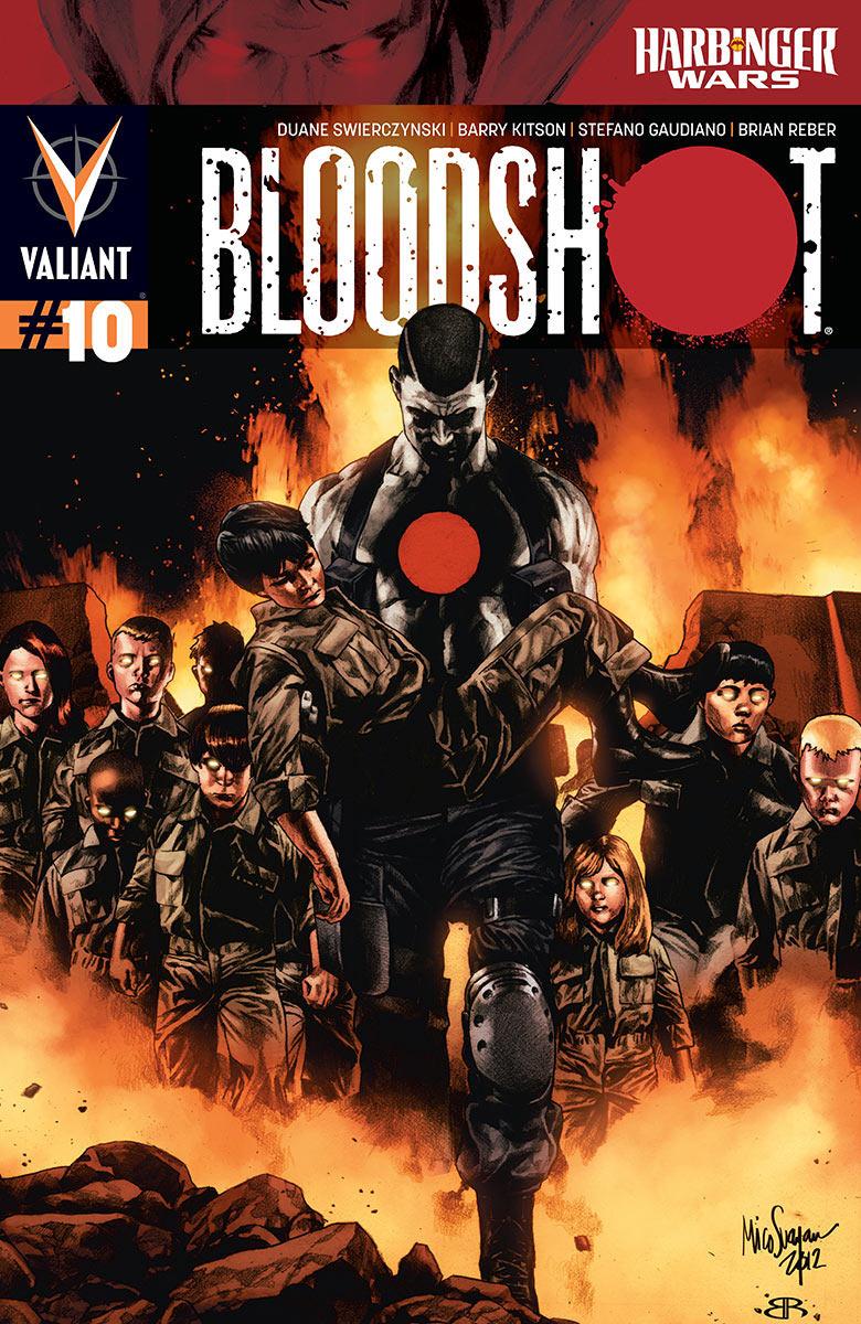 Bloodshot #10