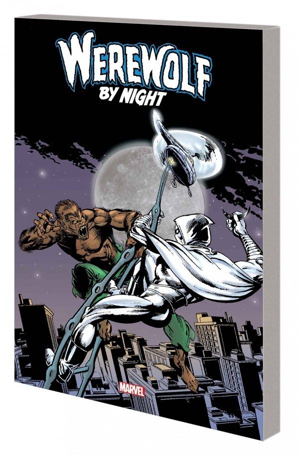 Werewolf by Night: The Complete Collection Vol. 3 TP