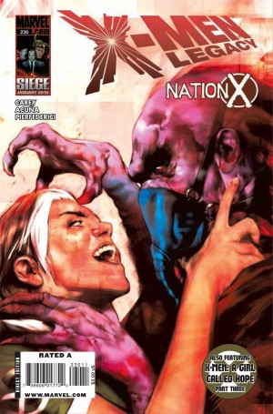 X-Men: Legacy #230